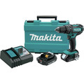 Factory Reconditioned Makita XPH10R-R 18V LXT Lithium-Ion Variable 2-Speed Compact 1/2 in. Cordless Hammer Drill Driver Kit (2 Ah) image number 0
