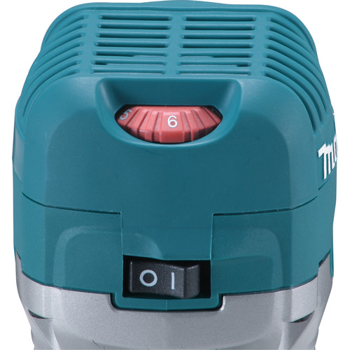 Factory Reconditioned Makita RT0701C-R 1-1/4 HP  Compact Router image number 2