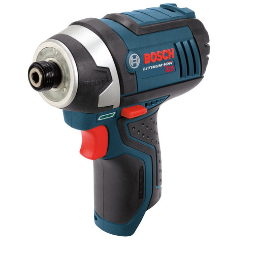 Bosch PS41BN 12V Max Lithium-Ion Impact Driver (Tool Only) with Exact-Fit Tool Insert Tray image number 0