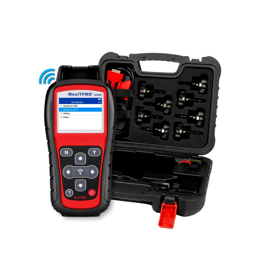 Autel 700020 TS508 WiFi Tool with 8 1-Sensors image number 0