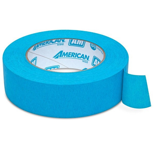 American Tape NOR 316 1.5 in. Aqua Mask Masking Tape image number 0