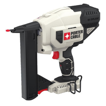 Factory Reconditioned Porter-Cable PCC791BR 20V MAX Lithium-Ion 18 Gauge Narrow Crown Stapler (Tool Only)