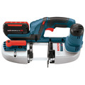 Factory Reconditioned Bosch BSH180-01-RT 18V Cordless Lithium-Ion 2-1/2 in. Portable Band Saw Kit