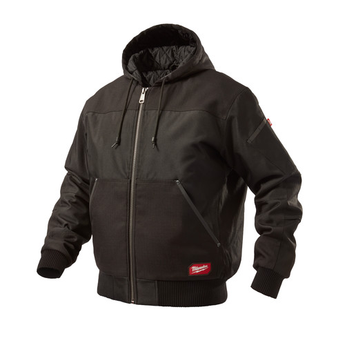 Milwaukee 254B-S GRIDIRON Hooded Jacket (Black)