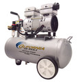 California Air Tools 6010LFC Ultra Quiet 1 HP 6 Gallon Oil-Free Wheelbarrow Air Compressor image number 0