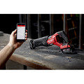 Milwaukee 2822-20 M18 FUEL SAWZALL Brushless Lithium-Ion Cordless Reciprocating Saw with ONE-KEY (Tool Only) image number 16