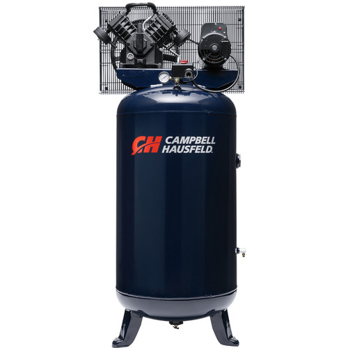 Campbell Hausfeld TQ3104 5 HP 80 Gallon Oil-Lube Shop Air Stationary Vertical Air Compressor image number 0