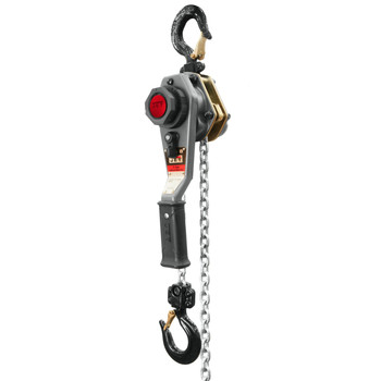 JET JLH-100WO-20 1-Ton Lever Hoist 20 ft. Lift & Overload Protection