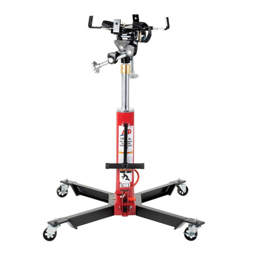 ATD 7431 1/2-Ton Ratcheting Head Telescopic Air Hydraulic Transmission Jack