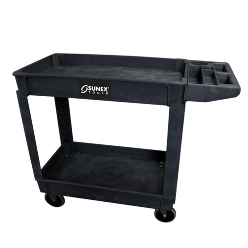 Sunex 8034 Compact Heavy-Duty Utility Cart image number 0