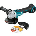 Makita XAG09Z 18V LXT Lithium-Ion Brushless Cordless 4-1/2 in. / 5 in. Cut-Off/Angle Grinder with Electric Brake (Tool Only) image number 0