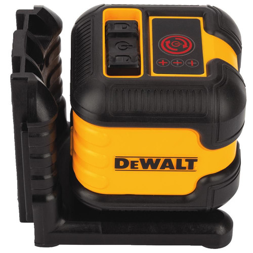 Dewalt Dw08802 Red Cross Line Laser Level Bare Tool