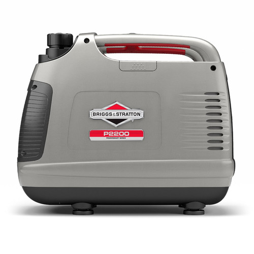 Briggs & Stratton 30651 PowerSmart 2,200 Watt Inverter Generator image number 2