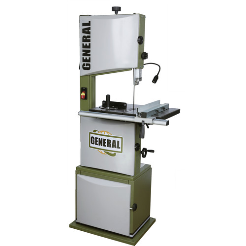General International 90-120 M1 14 in. Wood Cutting Band Saw image number 0