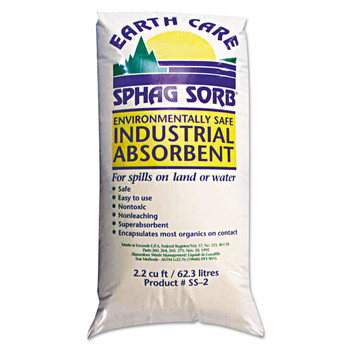 Sphag Sorb SS-2B 2 cu-ft. Bag Industrial Absorbent image number 0