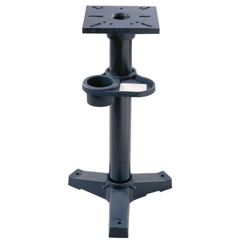 JET 577172 Pedestal Stand for Bench Grinders with 11 in. x 10 in. Mounting Surface
