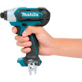 Makita CT226 CXT 12V max Lithium-Ion 1/4 in. Impact Driver and 3/8 in. Drill Driver Combo Kit image number 9