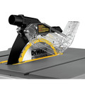 Factory Reconditioned Dewalt DWE7491RSR 10 in. 15 Amp Site-Pro Compact Jobsite Table Saw with Rolling Stand image number 11