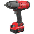 Factory Reconditioned Craftsman CMCF900M1R 20V Variable Speed Lithium-Ion 1/2 in. Cordless Impact Wrench Kit (4 Ah) image number 0
