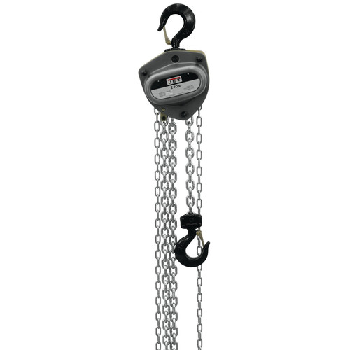 JET L100-200WO-20 2 Ton Capacity Hoist with 20 ft. Lift and Overload Protection