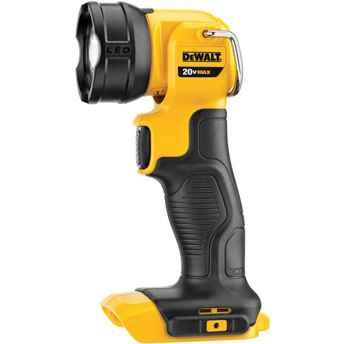 Dewalt DCL040 20V MAX Cordless Lithium-Ion LED Work Light (Tool Only) image number 0