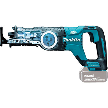 Makita XRJ05Z LXT 18V Cordless Lithium-Ion Brushless Reciprocating Saw (Tool Only) image number 2
