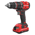 Factory Reconditioned Craftsman CMCD721D2R 20V Brushless Lithium-Ion 1/2 in. Cordless Hammer Drill Kit (2 Ah) image number 0