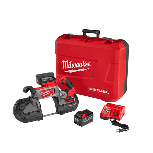 Milwaukee 2729-22HD M18 FUEL Deep Cut Band Saw Kit image number 0