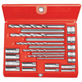 Ridgid 35585 20-Piece Screw Extractor Set image number 0
