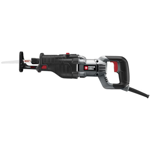 Porter-Cable PC85TRSOK Tradesman 8.5 Amp Tigersaw Orbital Reciprocating Saw