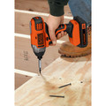 Black & Decker BDCI20C 20V MAX Cordless Lithium-Ion Impact Driver image number 4