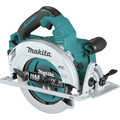 Makita XSH06PT1 18V X2 LXT Lithium-Ion (36V) Brushless Cordless 7-1/4 in. Circular Saw Kit with 4 Batteries (5.0Ah) image number 2