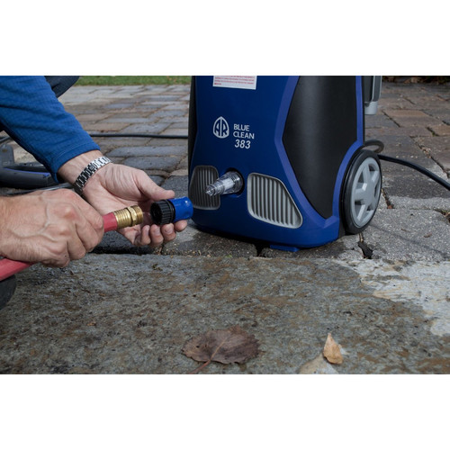 AR Blue Clean AR383 1,900 PSI 1.51 GPM Electric Pressure Washer image number 1
