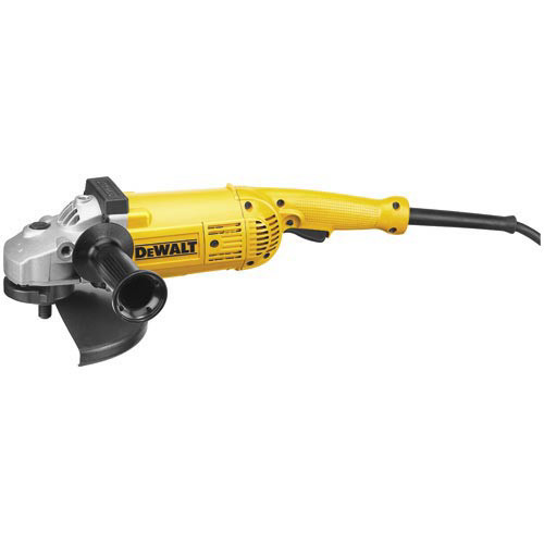 Factory Reconditioned Dewalt D28499XR 7 in. / 9 in. 6,000 RPM 15.0 Amp Angle Grinder