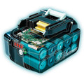 Makita BL1850BDC1 18V LXT 5 Ah Lithium-Ion Compact Battery and Rapid Charger Kit image number 7