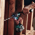 Makita GPH01D 40V Max XGT Brushless Lithium-Ion 1/2 in. Cordless Hammer Drill Driver Kit (4 Ah) image number 13