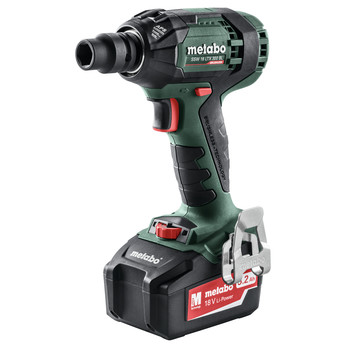 Metabo 602395520 SSW 18 LTX 300 Brushless 4.0 Ah Cordless Impact Wrench image number 2