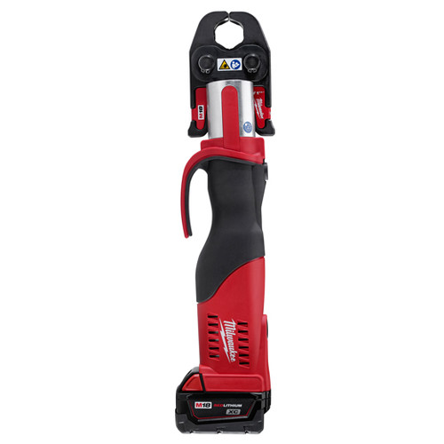 Milwaukee 2673-22 M18 18V Cordless Lithium-Ion Force Logic Press Tool Kit