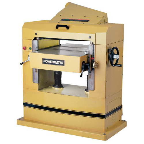 Powermatic 201HH 22 in. 1-Phase 7-1/2-Horsepower 230V Planer with Helical Cutterhead image number 0