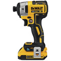 Dewalt DCKTC299P2BT Tool Connect 20V MAX 2-tool Combo Kit with Bluetooth Batteries image number 2