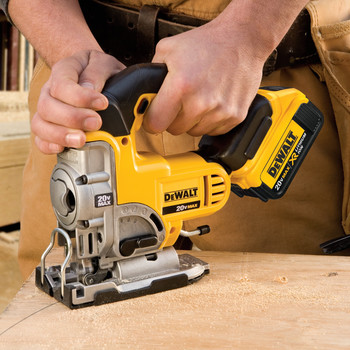 Dewalt DCS331B 20V MAX Lithium-Ion Jigsaw (Tool Only) image number 2