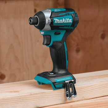Makita XDT14Z LXT 18V Cordless Lithium-Ion 3-Speed Brushless 1/4 in. Impact Driver (Tool Only) image number 2