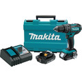 Makita XPH10R 18V Lithium-Ion Compact Variable 2-Speed 1/2 in. Cordless Hammer Drill Driver Kit (2 Ah) image number 0