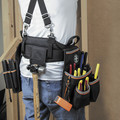 Klein Tools 55428 Tradesman Pro Electrician's Tool Belt - Large image number 3