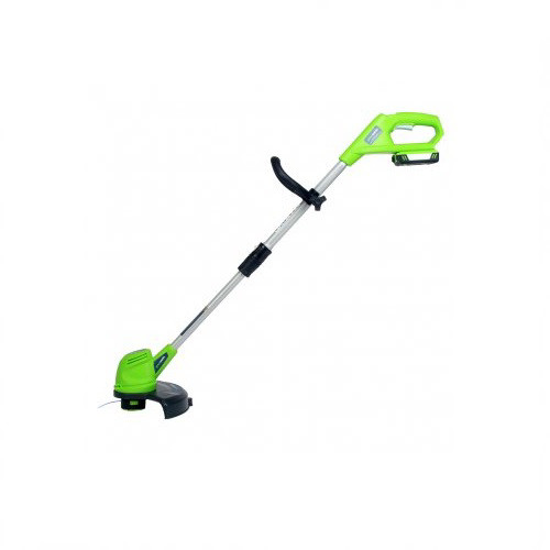 Greenworks 21262 20V Cordless Lithium-Ion 12 in. Compact String Trimmer