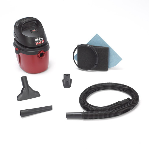 Shop-Vac 2030100 1.5 Gallon 2.0 Peak HP Hang On Wet/Dry Vacuum
