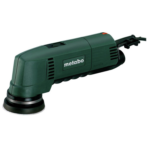 Metabo SXE400 3-1/8 in. Compact Random Orbit Disc Sander