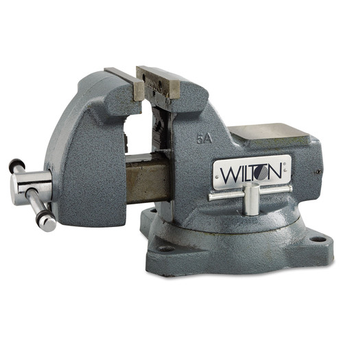 JET 21400 Swivel Base Mechanic's Vise image number 0