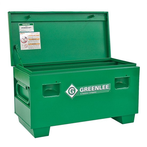 Greenlee 50316516 9.7 cu-ft. 42 x 20 x 20 in. Storage Chest image number 0