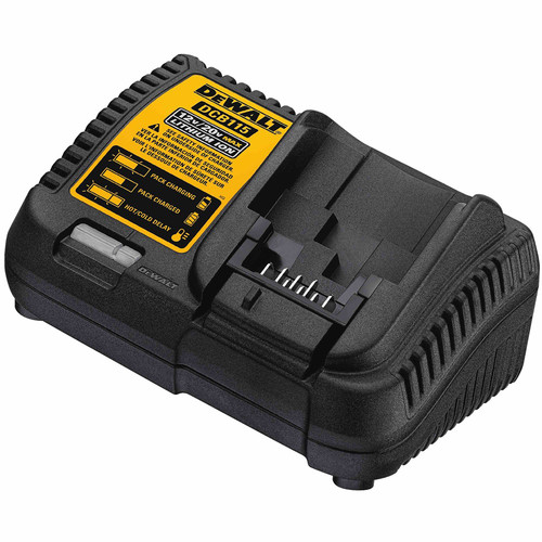 Dewalt DCB205-2CK 20V MAX 5 Ah Lithium-Ion Battery (2-Pack) and Charger Starter Kit image number 2